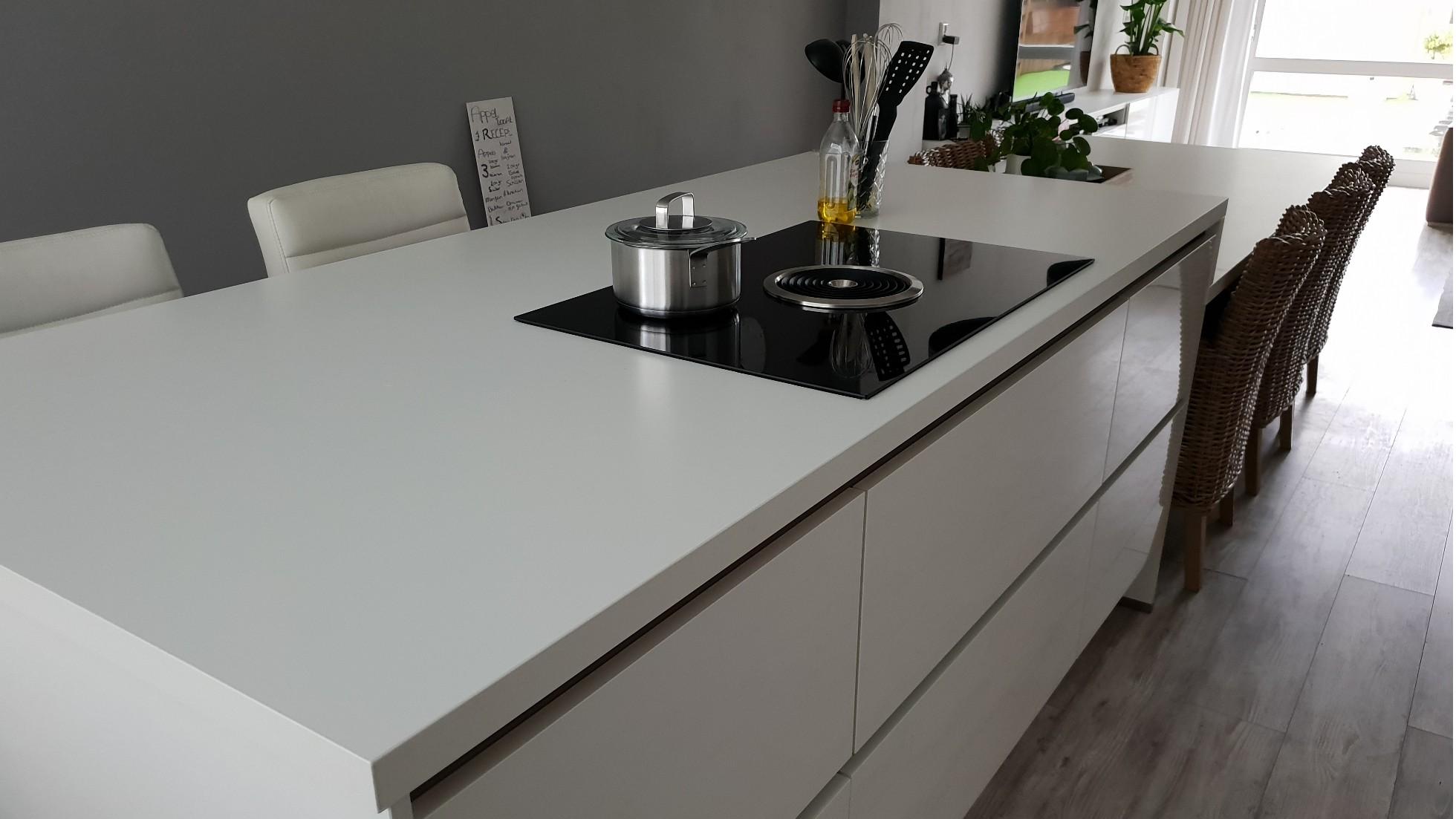 Mooie Witte Keuken : Erg mooie witte keuken vasco keukens