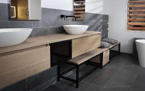 Concordia keuken bad meppel nieuws steelframe badkamer meubel
