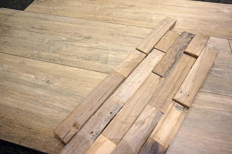 Concordia keuken bad tegels houtlook tegels