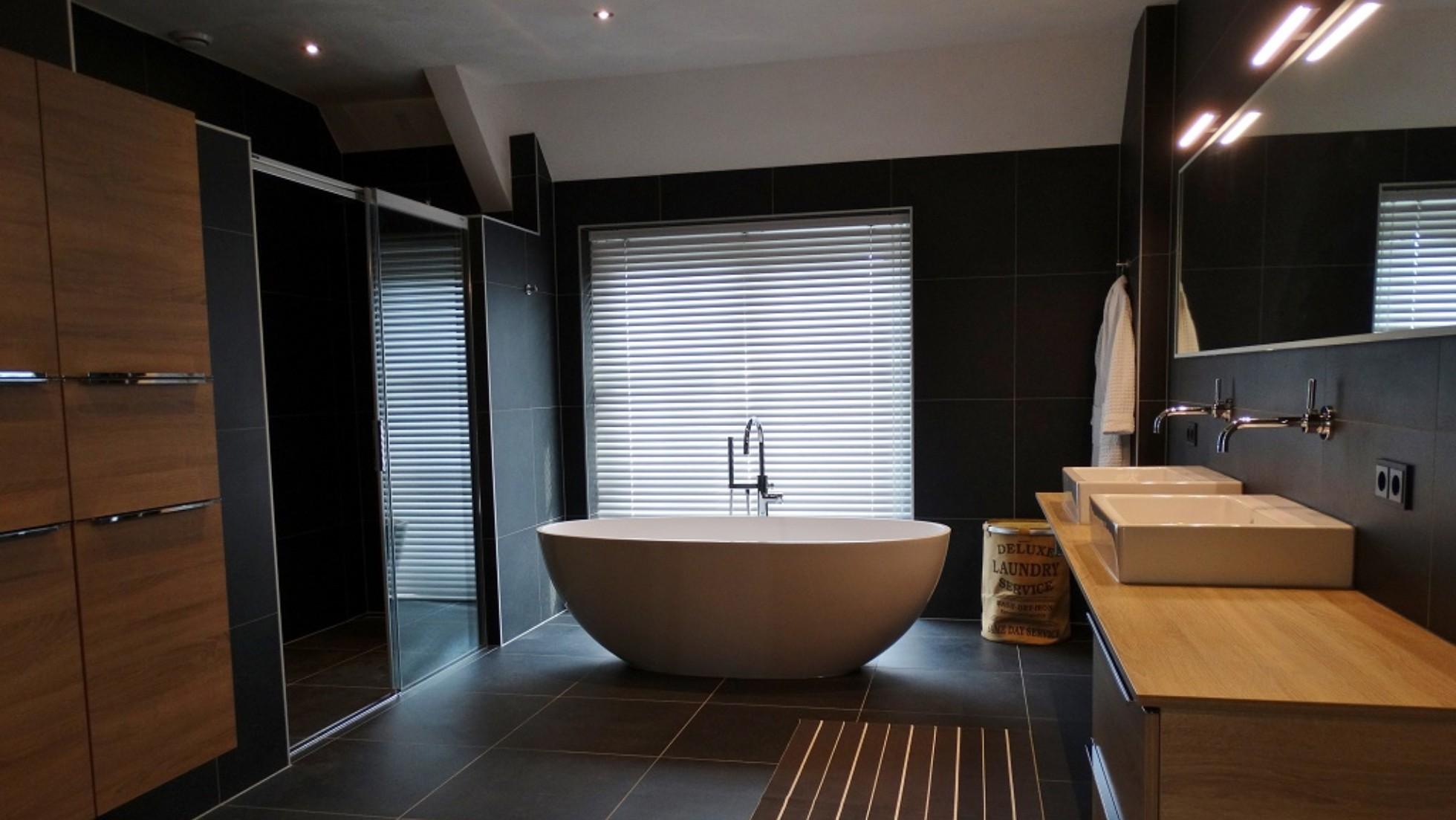 Concordia keuken & bad bij onze klanten badkamer voorzien van