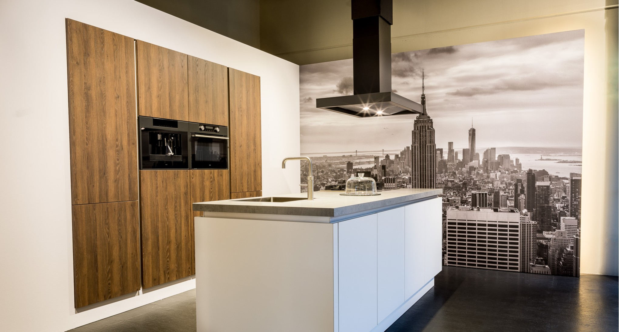 Concordia keuken & bad keukens moderne greeploze keuken